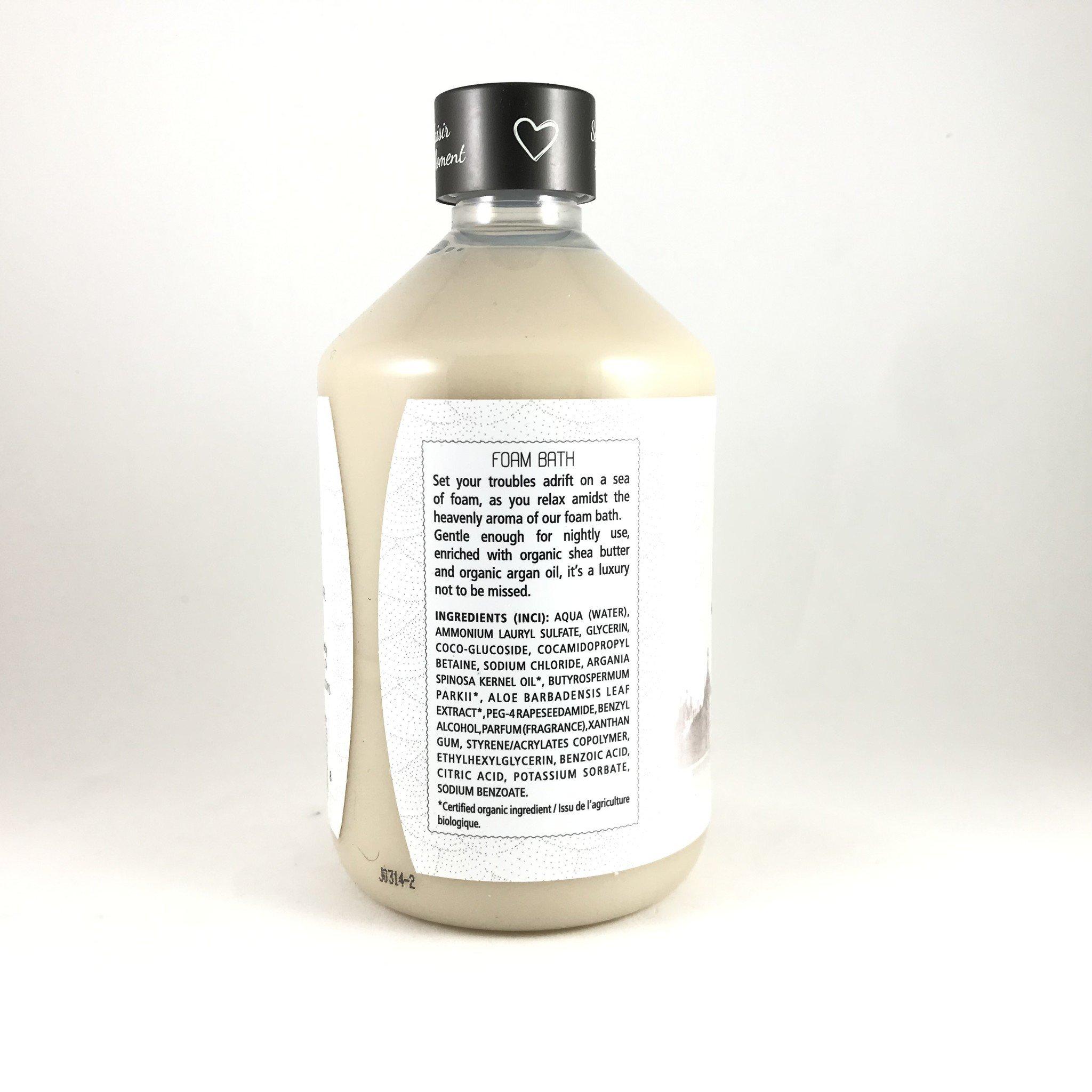 l'epi de Provence Cotton Flower Foam Bath | l'epi de Provence