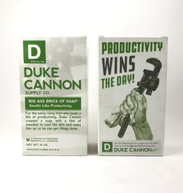 Duke Cannon Productivity Big Ass Bar of Soap