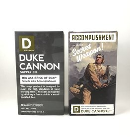 Duke Cannon Accomplishment Big Ass Brick of Soap