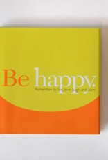 Be Happy, Gift Book