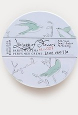 Parfum Crema. Library of Flowers. True Vanilla