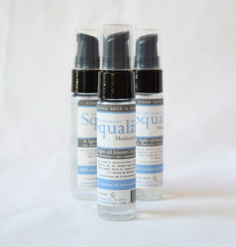 Rinse Soap Squalane Oil, Rinse