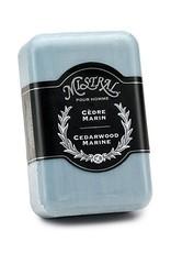 Cedarwood Marine Men's Soap, Mistral