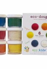Eco-Dough. 6 Color Mix Pack