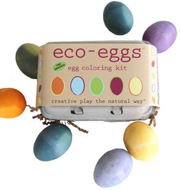 Eco-Egg Coloring & Grass Growing Kit