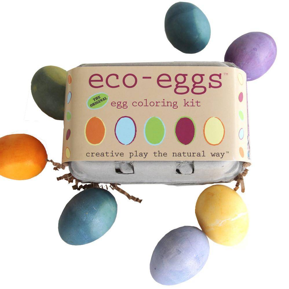 Eco-Egg Coloring & Grass Growing Kit - Frontier Athens