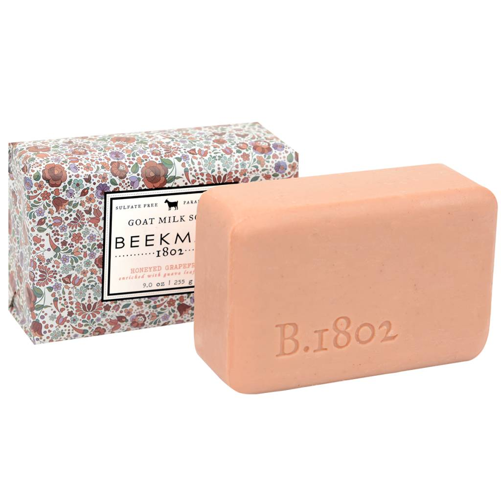 Honeyed Grapefruit Bar Soap | Beekman 1802