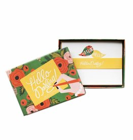 Hello Darling Stationery by Rifle Paper Co