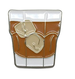 Whiskey Enamel Pin