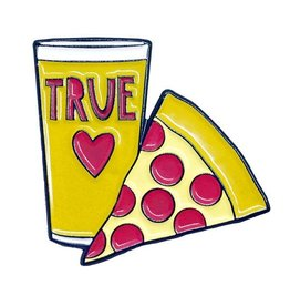 True Love Enamel Pin