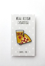 True Love Enamel Pin | Near Modern Disaster