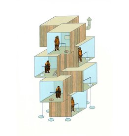 Hughes, Simon Modular Ice-Fishing Tower (Picturing Winnipeg folio)