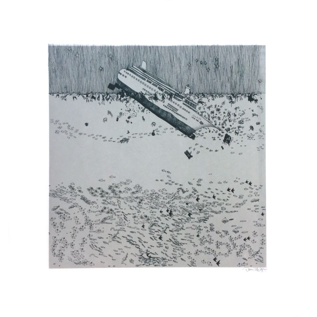 Melnyk, Doug Nippon Maru (PaperCut folio)