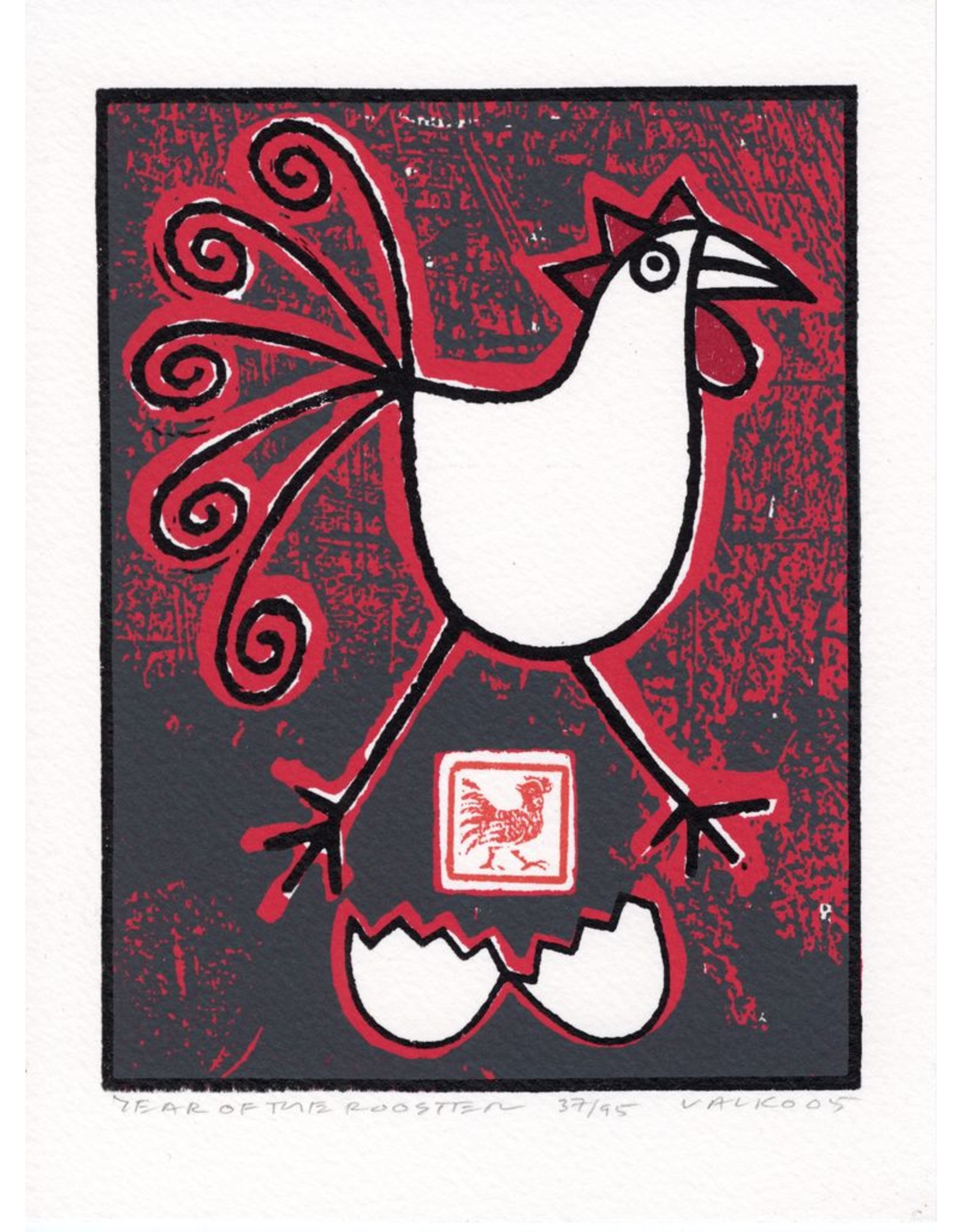 Valko, Andrew Year of the Rooster