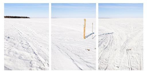 Spence, Sheila Hecla #1-3 (triptych)