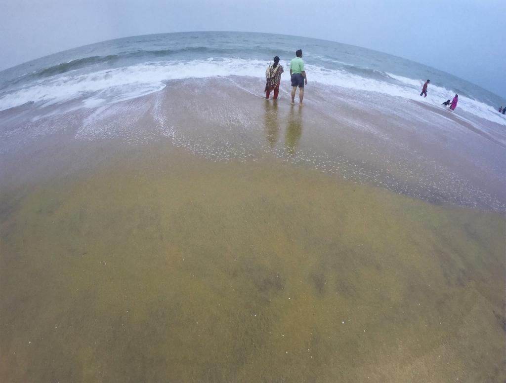 Spence, Sheila Chennai Beach