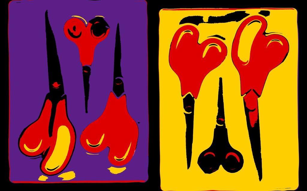 Klassen, Val Schere/Scissors