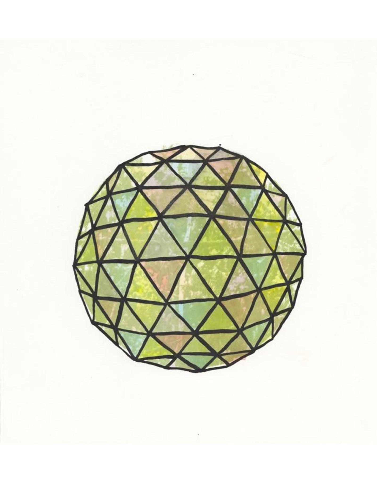 Josephson-Laidlaw, Erin Untitled (watercolour biosphere)