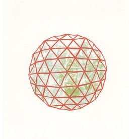 Josephson-Laidlaw, Erin Untitled (screen printed biosphere)
