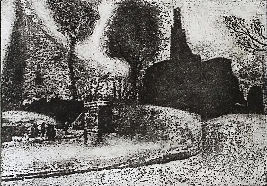 Kobrinsky, Nora Landmarks