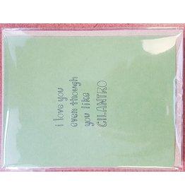 Karen Fuhr Cilantro card