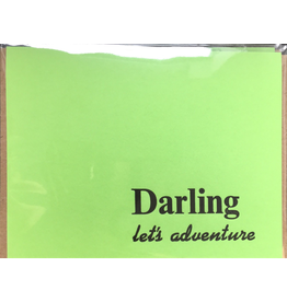 Karen Fuhr Darling let's adventure card
