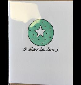 Karen Fuhr A star is born card