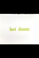 Karen Fuhr hot damn card, by Art Rocks Press