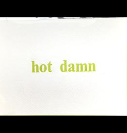 Karen Fuhr hot damn card