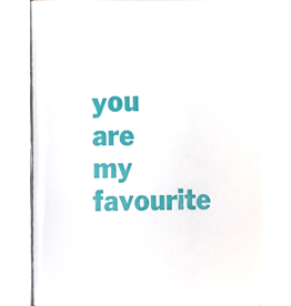 Karen Fuhr you are my favourite card