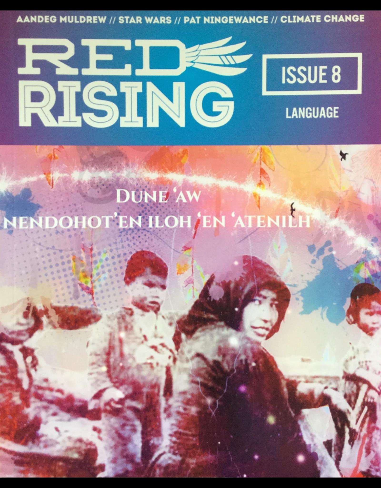 Red Rising Magazine Red Rising Issue 8, magazine