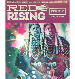 Red Rising Magazine Red Rising Issue 7, magazine