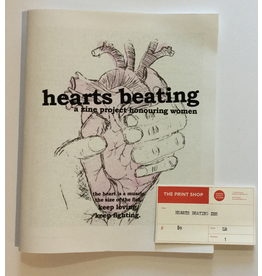 "Rappaport, Lissie """"Hearts Beating"""" , Zine"