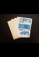 Martha Street Studio MPA Studio Cards, Greeting Cards. pack of 5