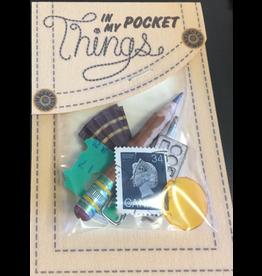 Pasternak, Robert Things in my Pocket