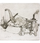 Graham, Peter Steam Elephant circa 1930