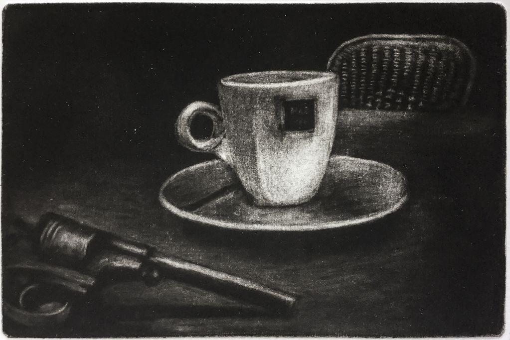 Howorth, E.J. Coffee Break