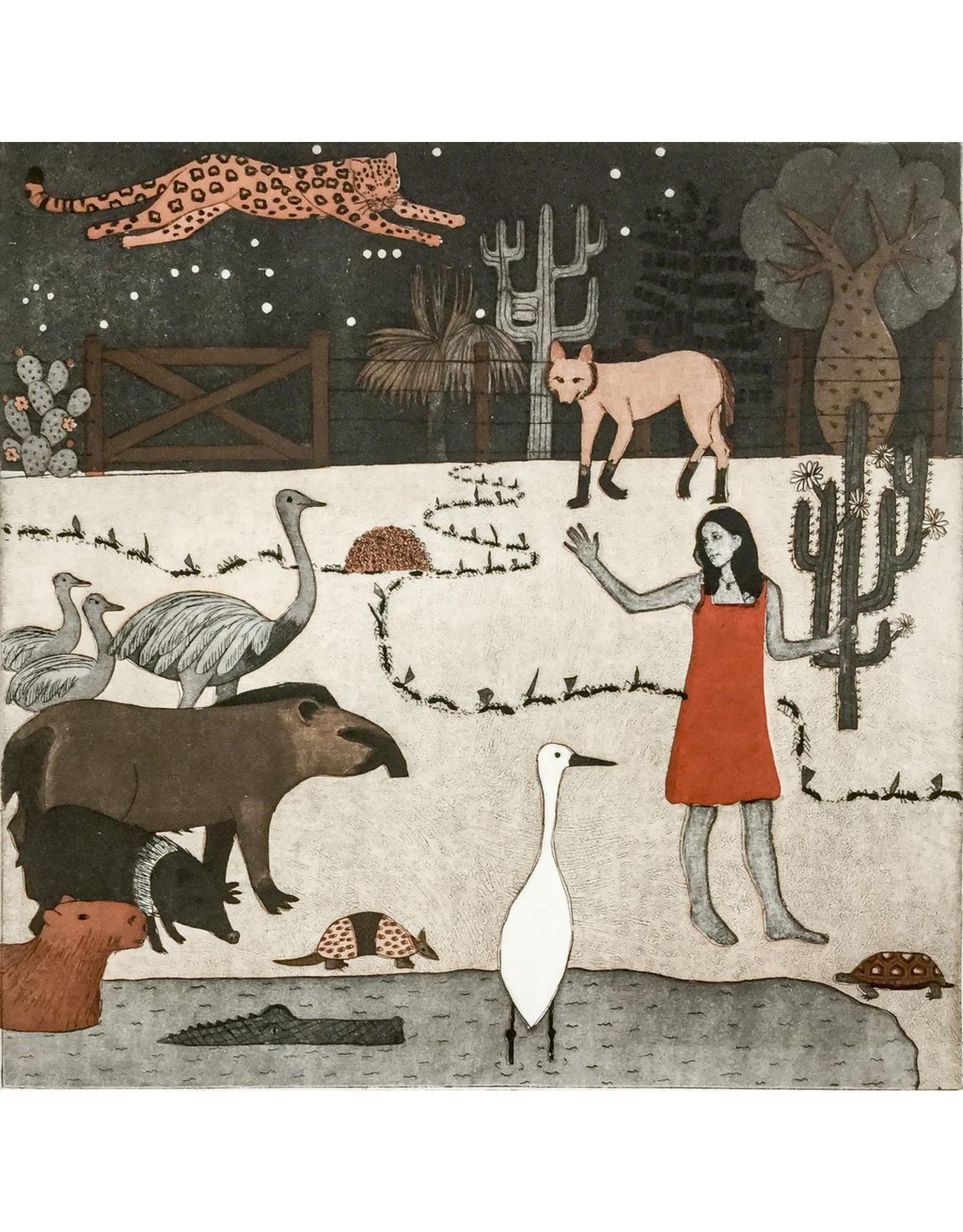 Rudolph, Miriam Farewell to Montkamp