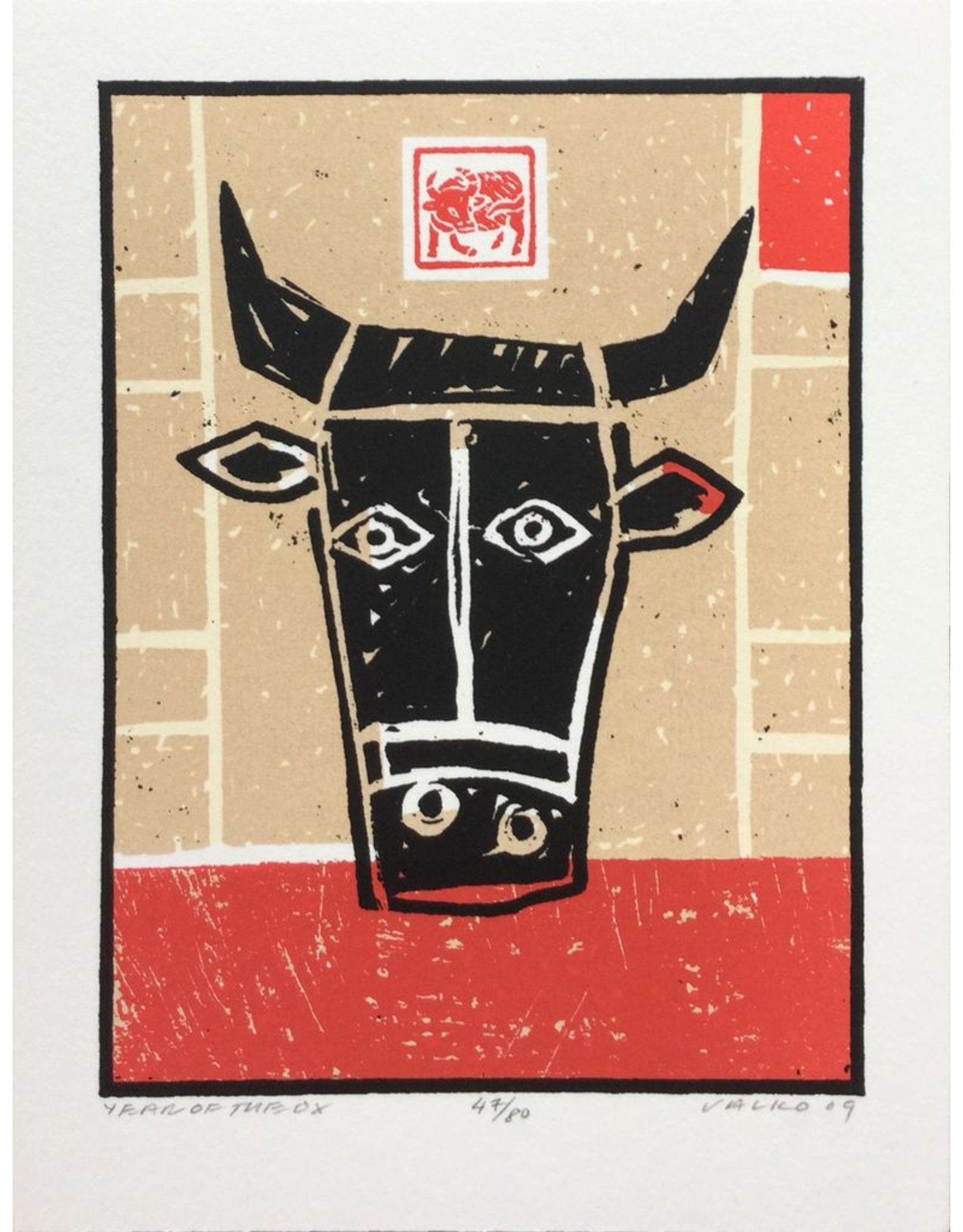 Valko, Andrew Year of the Ox