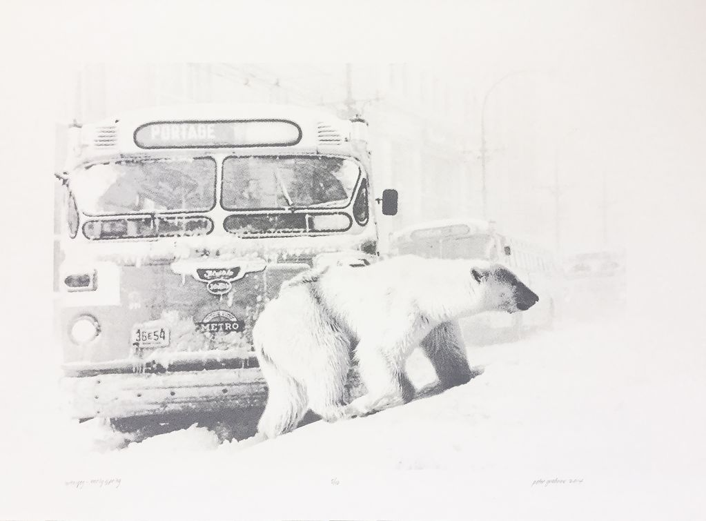 Graham, Peter Winnipeg - Early Spring