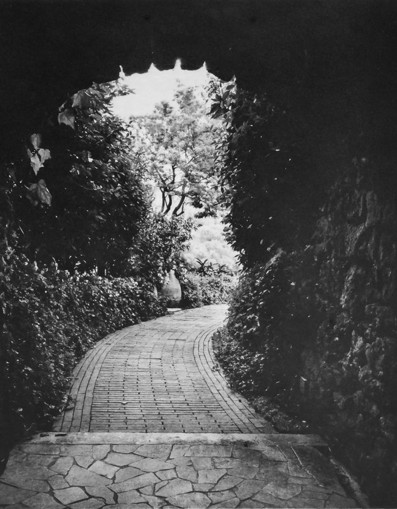 McLachlan, Ted Villa Recchi, Portofino - Garden Entry