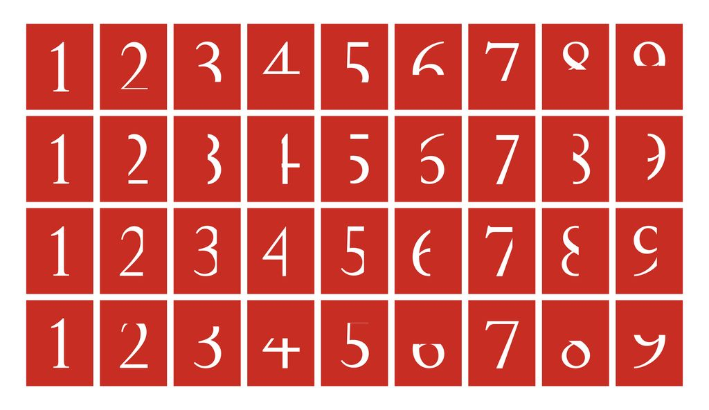 Lexier, Micah All Numbers Are Equal (Four Ways)