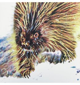 Graham, Peter Porcupine (Candied Mammals of the Boreal Forest)