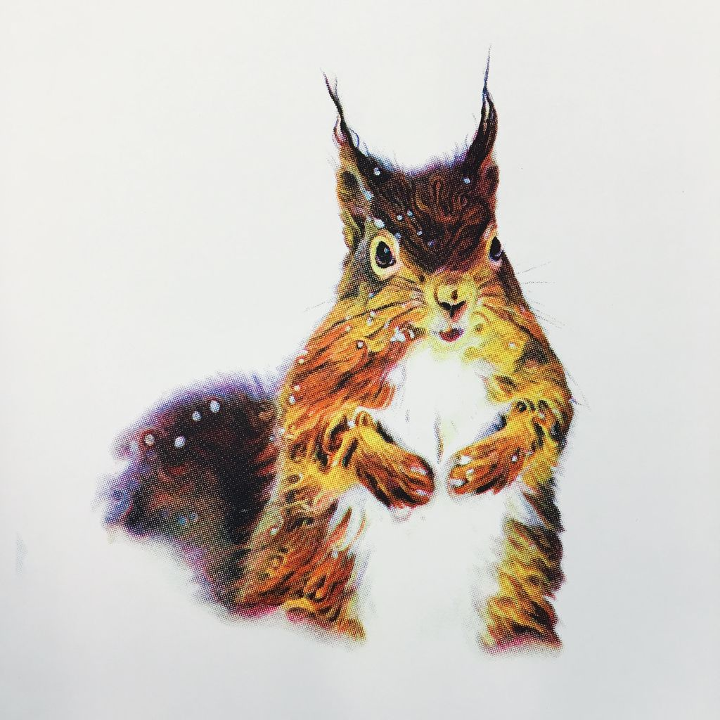 Graham, Peter Red Squirrel (Candied Mammals of the Boreal Forest)