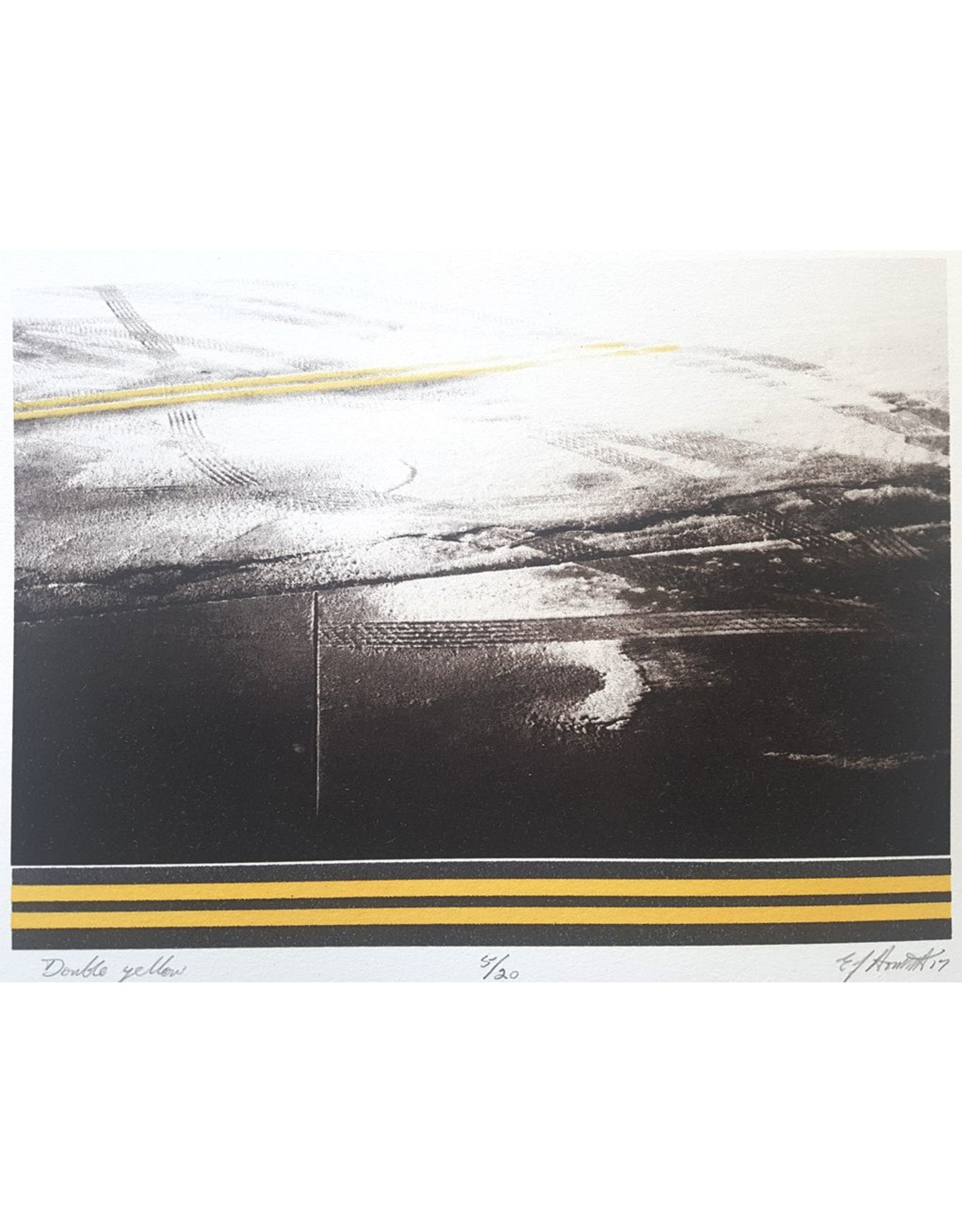 Howorth, E.J. Double yellow