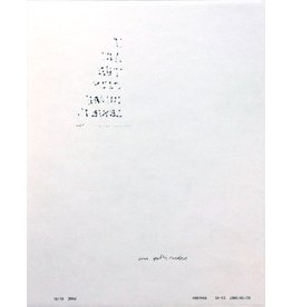 Lexier, Micah Faxed Etchings