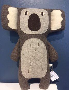 Carapau Carapau x Becker Minty - XL Koala - 100% Wool - 50cm - Handmade in Portugal