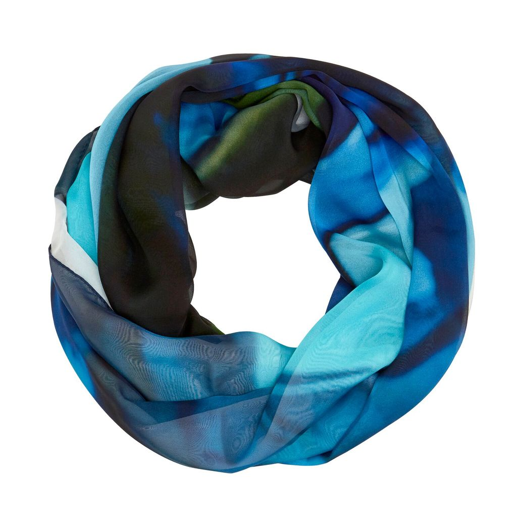 BECKER MINTY Mr.MINTY x GOOD&Co Scarf - #Kerrylove - 100% Silk - 160x130cm