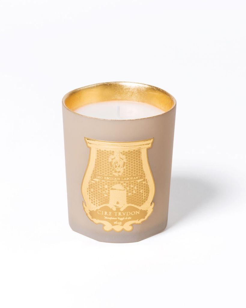 Cire Trudon Christmas Candle - Philae - Noël 2018 - Odeurs d'Egypte - 270g - 55-65 hours - France