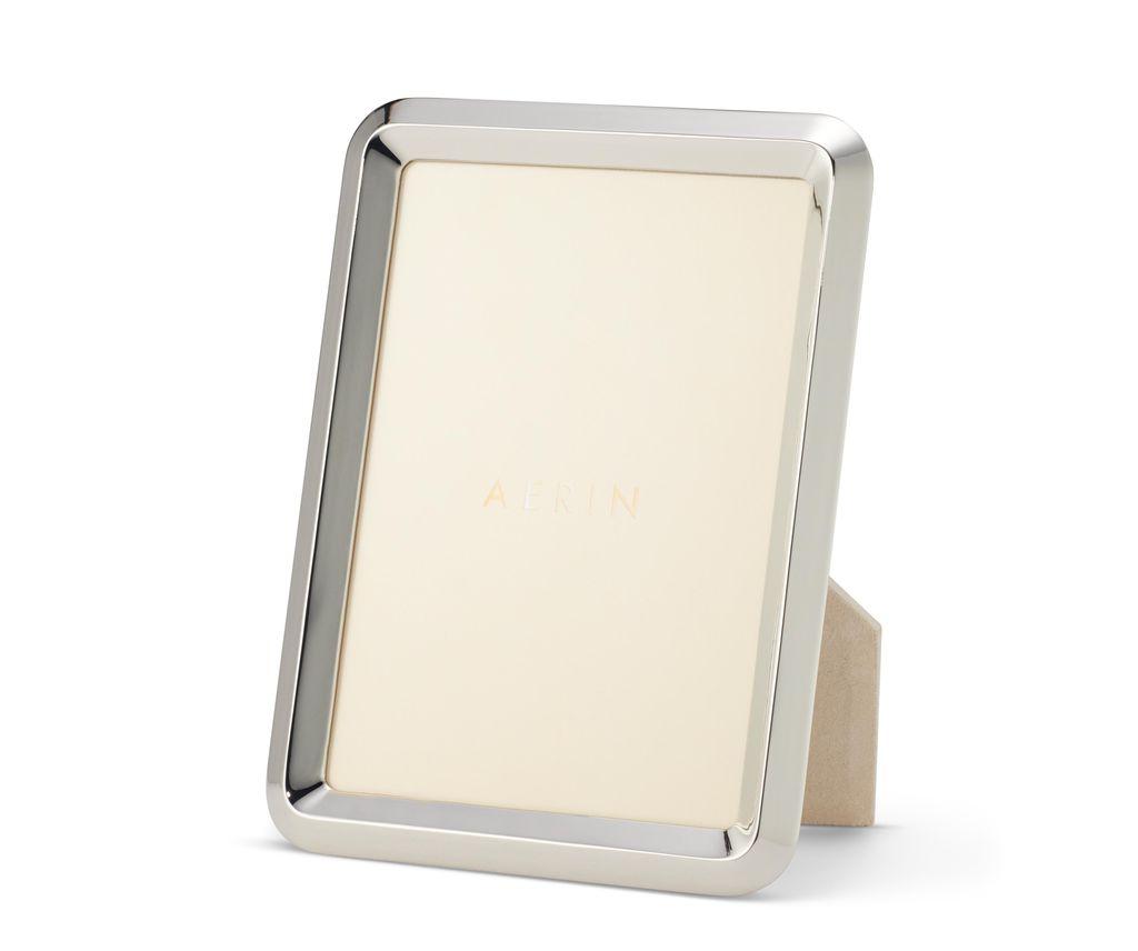 "AERIN - Archer Frame Silver 5x7"""